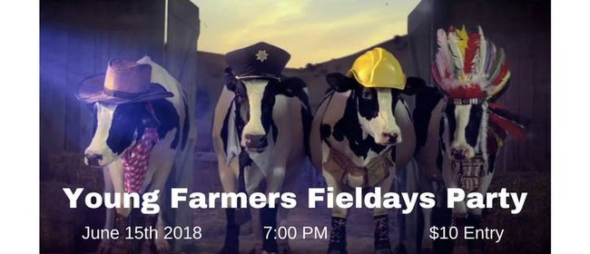 Young Farmers Fieldays After Party 2018