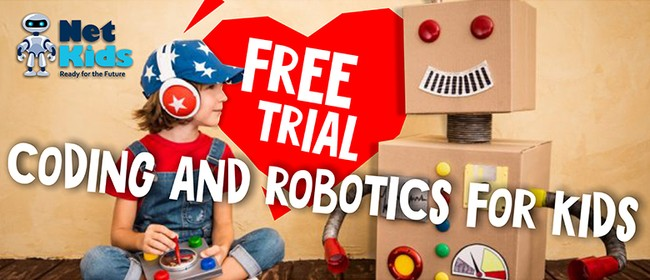 Coding & Robotics Free Trial Sessions: CANCELLED