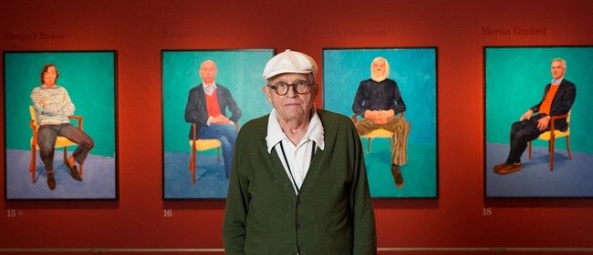 Exhibitions on Screen: Hockney
