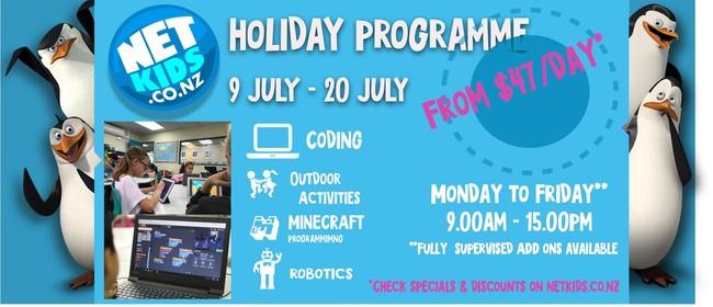 Holiday Programme - Coding & Robotics