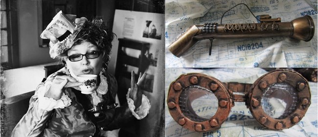 Children's Workshop: Steampunk Goggle Making : SOLD OUT