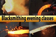 Blacksmithing Evening Class