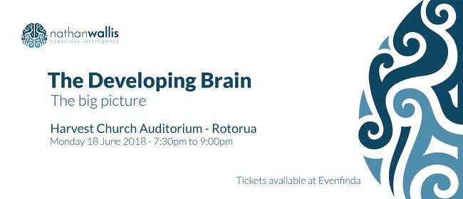 Nathan Wallis - The Developing Brain - Rotorua