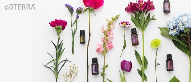 Intro to Essential Oils: CANCELLED