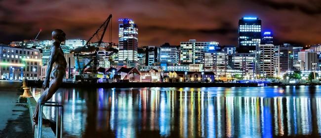 Visions of Wellington - Werner Kaffl Photographer