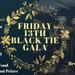 Friday 13th Gala Black Tie Gala