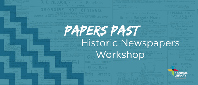 Papers Past Workshop
