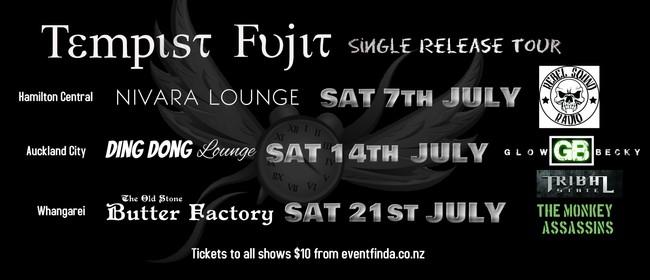 Tempist Fujit - Single Release Tour