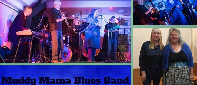 Muddy Mama Blues Band Play Out Black Friday