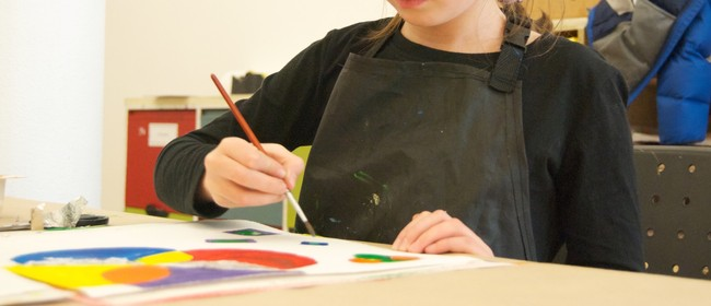 July School Holiday Programme: Art for Miles