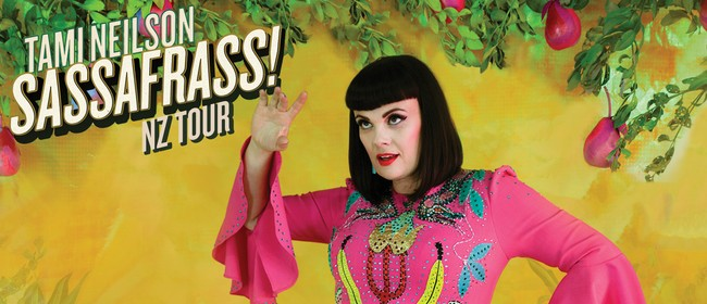 Tami Neilson - Sassafrass! NZ Tour: SOLD OUT