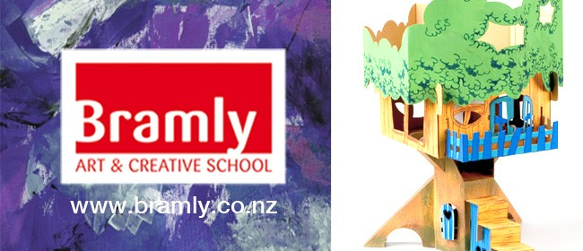Young Masters Art Classes -Tree House Designers ( 5-13 yrs)