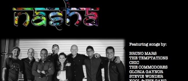 Nasha Band (Ex the Groove) Returns