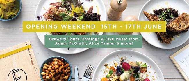 The Fermentist's Opening Weekend; Live Music, Food & Beer!