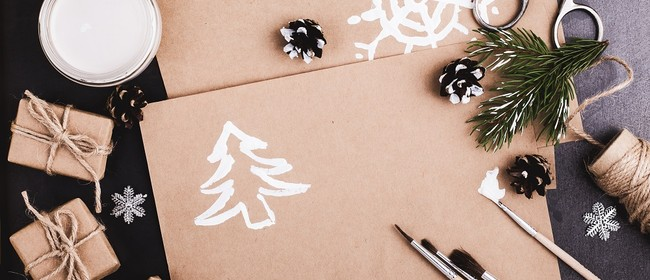 Christmas Art and Craft Holiday Workshop 6 - 12 Years