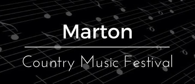Marton Country Music Festival 2019