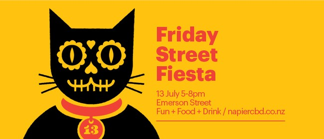 Friday Street Fiesta