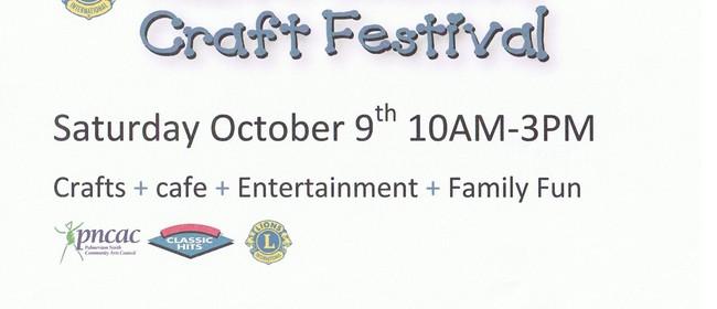 Ashhurst Community Craft Festival
