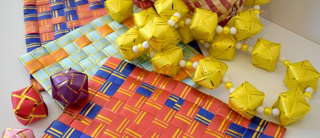 Weaving With the Multicultural Weavers Association