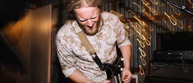 Electric Stompin Blues Sessions with Callum Gerry Hampton