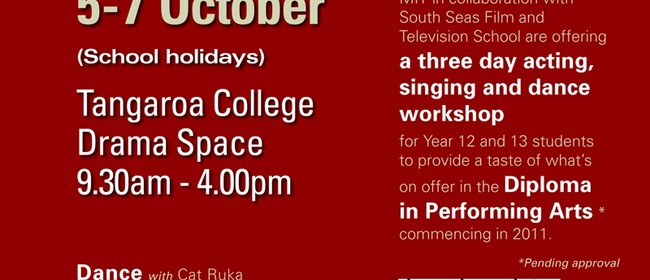 Free Performing Arts Workshop