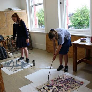 Studio One Toi Tū - Teen Art Work