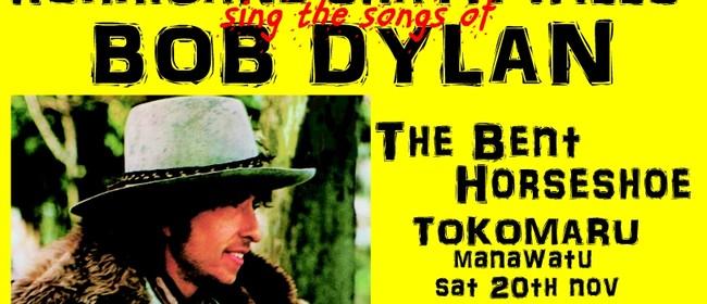 Bullfrog Rata & Shayn Wills Sing the Songs of Bob Dylan