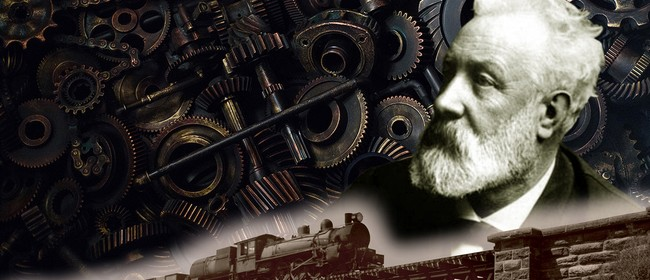 Science Festival: Jules Verne Steampunk and Train Day