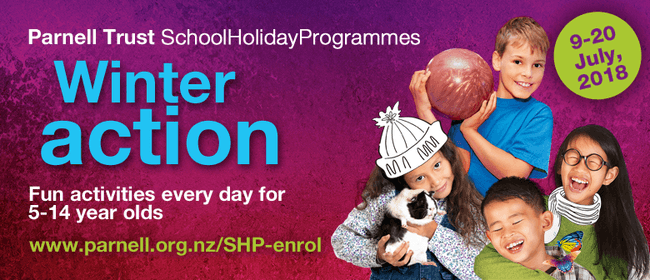 Stardome - Parnell Trust Holiday Programmes