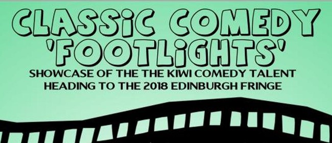Fundraiser: Classic Comedy Footlights