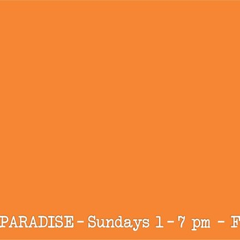 Electric Orange - The Sunday Day Club