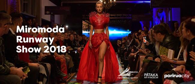 Miromoda Runway Show 2018