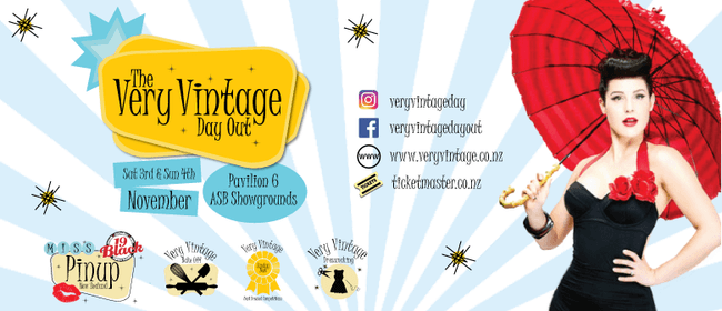 The Very Vintage Day Out 2018