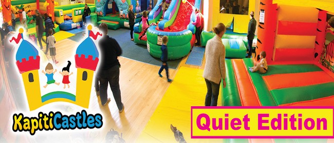Inflatable Kingdom 2018 - Quiet Edition
