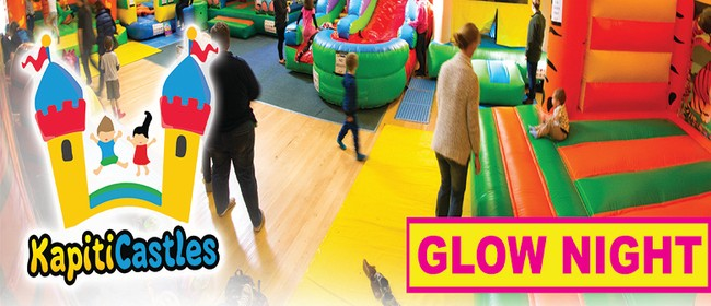 Inflatable Kingdom 2018 - Glow Night