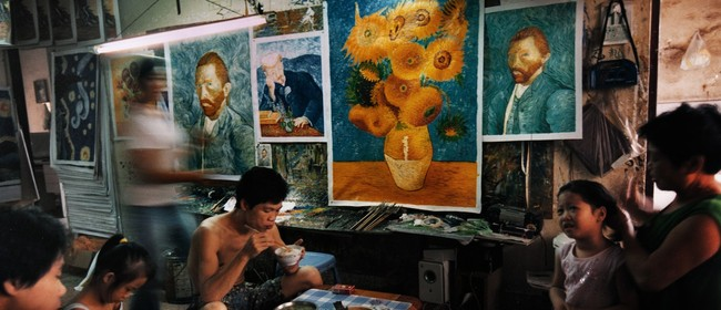 China's Van Goghs – Canterbury Film Society – Open Night