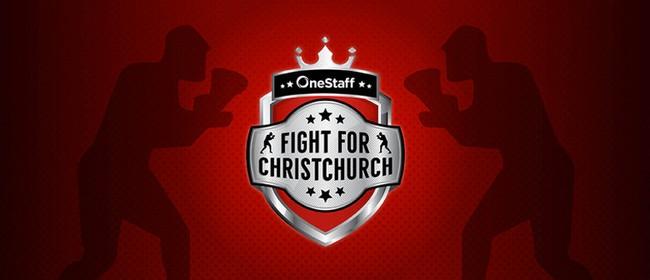 OneStaff Fight For Christchurch 2018