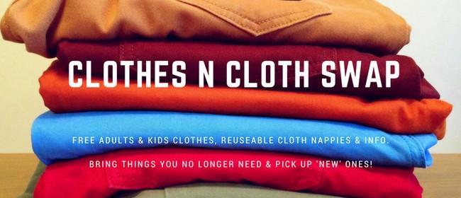 Clothes and Cloth Swap - Hamilton - Stuff Events