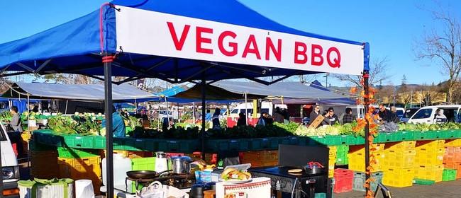 Vegan BBQ!