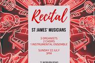 Recital - St James' Musicians