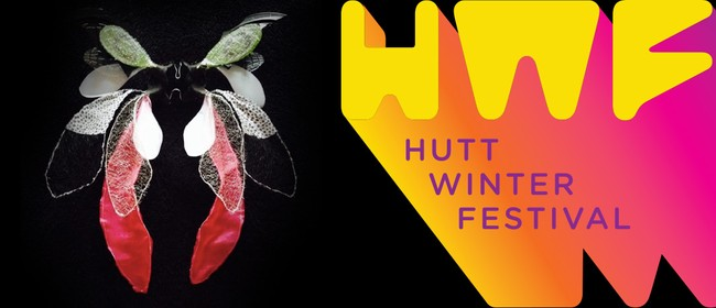 Faerie Wing Making - Hutt Winter Festival