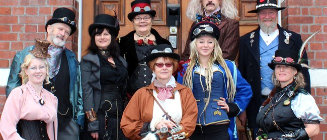 Science Festival: Steampunk Costume Competition