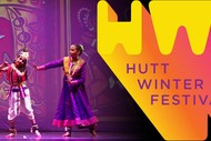 Kathak Indian Dance Workshop - Hutt Winter Festival