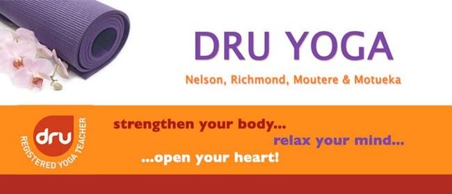 Dru Yoga On Fridays