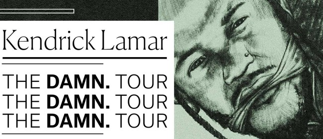 Kendrick Lamar - The Damn. Tour