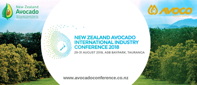 New Zealand Avocado International Industry Conference 2018