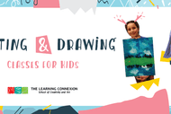 Painting and Drawing Classes for Kids