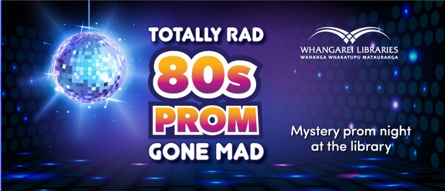 80s Prom Gone Mad Murder Mystery Game