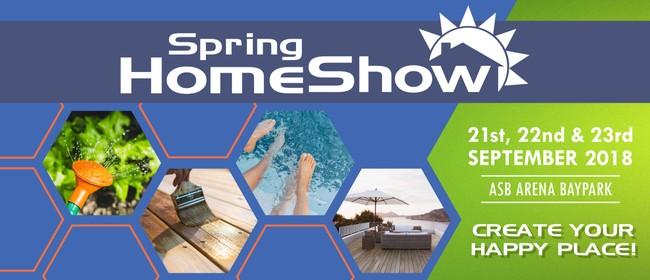 Tauranga Spring Home Show