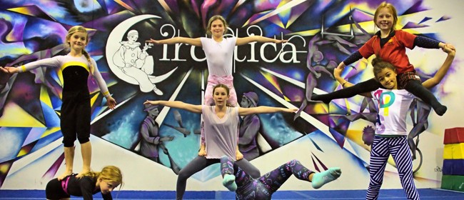 Acrobatics Workshop : SOLD OUT
